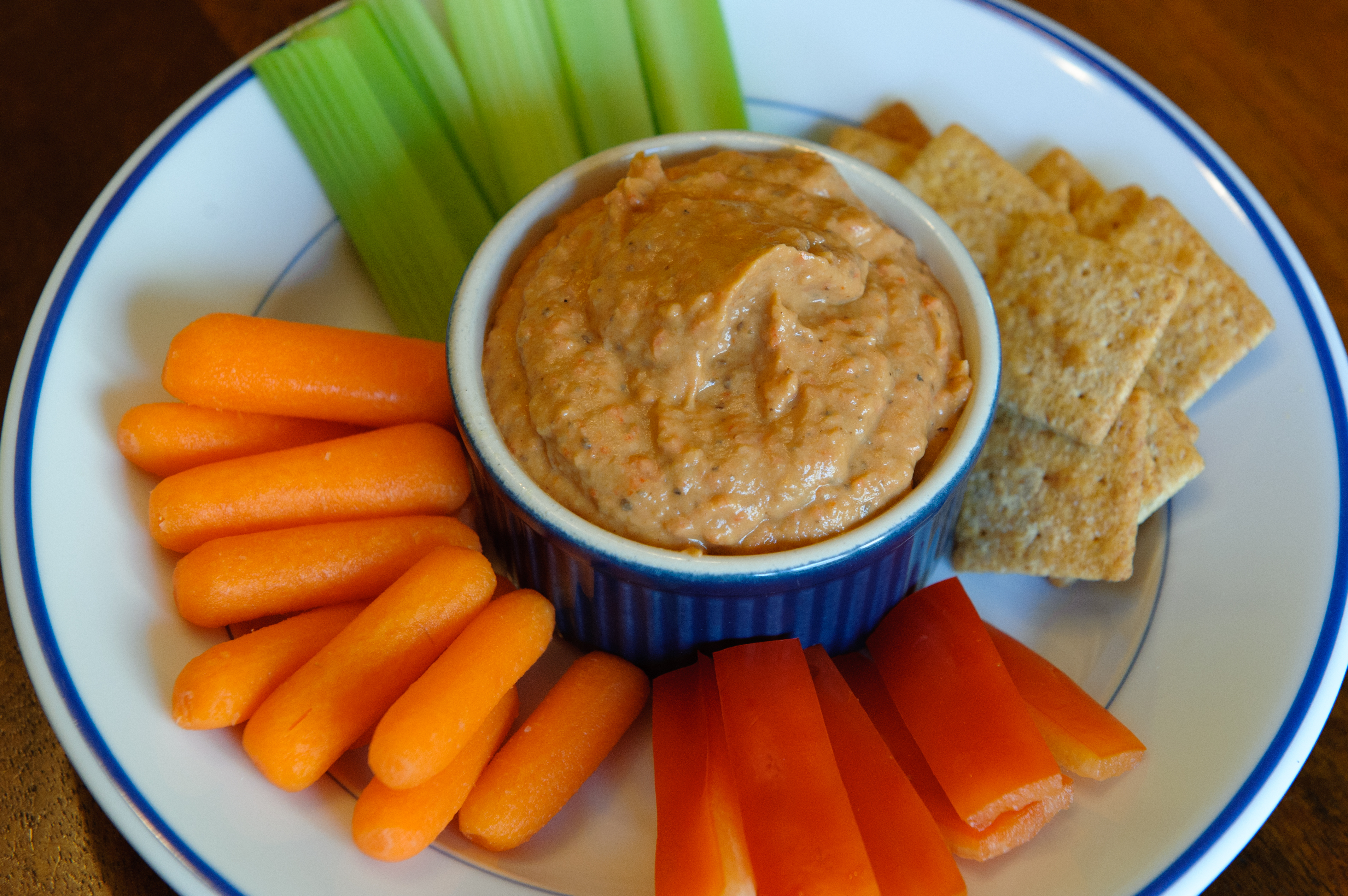 At Home with GCH: Eggplant Dip (Baba Ghanouj) - Girlfriends Coffee ...