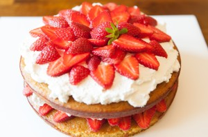 Strawberry Shortcake Whole