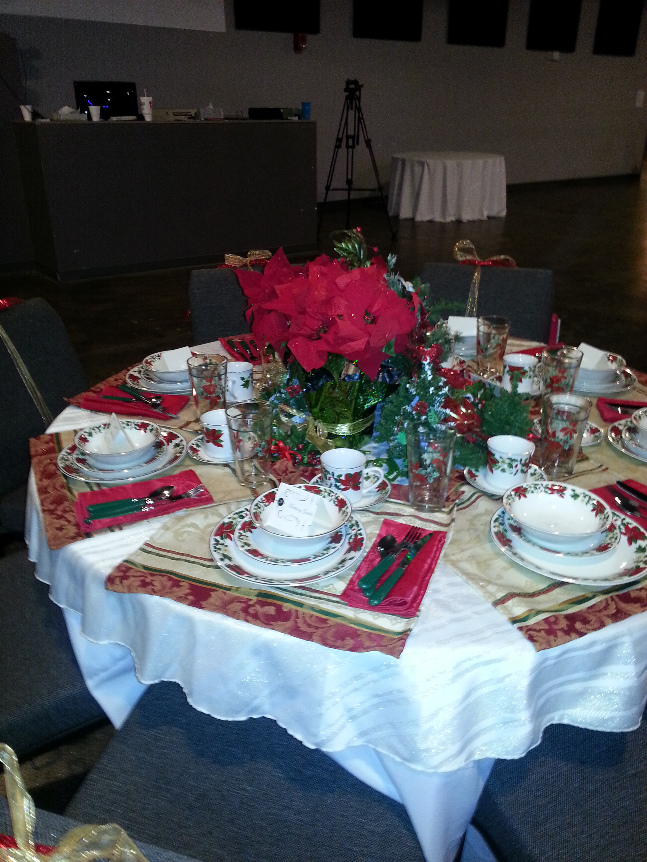 Table decorations for christmas compare prices on
