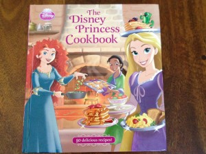 Disney Princess Cookbook resize