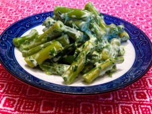 Tarragon Green Bean Salad resize