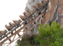 roller coaster capture