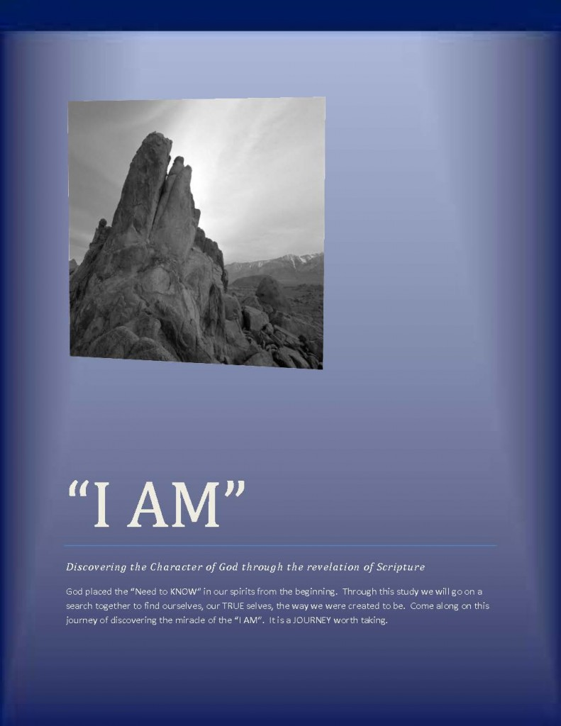 I_AM_Cover Page